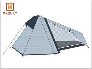 Outdoor lightweight Adventure Tents 1 Person Tents BT-NAL14